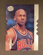 1995-96 SP Championship Series Championship Shots Die-Cut Michael Jordan #16
