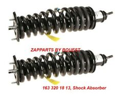 MERCEDES ML Shock Absorber Rear SET WITH SPRING SACHS, 163 320 18 13 OE SPEC