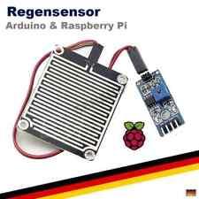Regensensor Regen erkennen Raspberry Pi YL-38 FC-37 Arduino Wasser Sensor