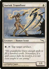 Magic MTG Tradingcard Mirrodin 2003 Auriok Transfixer 5/306