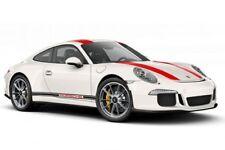 Schuco 26299 - 1/87 Porsche 911 R (991) - Weiss / Rot - Neu