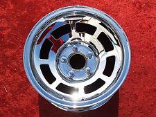 """Chevrolet Corvette OEM 15"""" Single Chrome Wheels 1045"""
