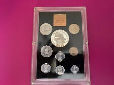 Republic of India, Proof Coin Set 1972-b