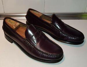 Zapato mocasin castellano Sebago Classic Beef-Roll Penny Moc  LOAFER CORDO