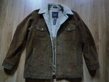 Gap Calf Suede Leather Jacket