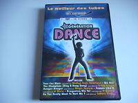 DVD - GENERATION DANCE 10 TITRES EN KARAOKE - ZONE 2
