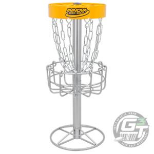 Innova Desktop DISCatcher MICRO Mini Disc Golf Basket - PICK YOUR COLOR