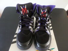 ADIDAS - Mutombo - Black1 / Purple / White - Q33016 - MEN 10.5