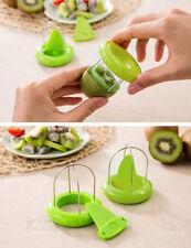 Home Kitchen Multifunction Kiwi Fruit Cutter Peeler Slicer Gadget Practical Tool