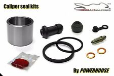 Suzuki DR600 S front brake caliper piston & seal repair rebuild kit 1987 1988