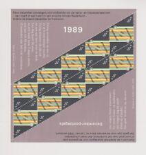 NVPH Nederland V 1439 blok sheet MNH PF Decemberzegels 1989 Netherlands