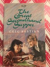 The Great Secondhand Supper: by Greg Bastion