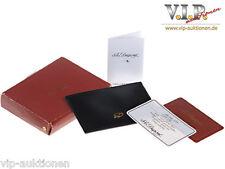 S.T.Dupont Credit Card Holder Business Case Leather