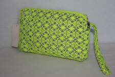 NEW Womens Girls Fashion Purse Clutch Handbag Yellow Silver Tote Wallet Cosmetic