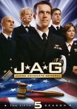 JAG: The Fifth Season [7 Discs] DVD Region 1
