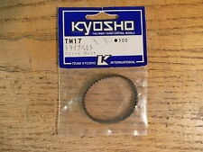 TM-17 Drive Belt - Kyosho Pure Ten GP-10 Spider TF-2 TF-3 Triumph GP10 Nostalgic
