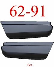 62 91 Jeep Wagoneer Lower Quarter Patch Set, SJ, 74 86 Cherokee SJ, Both Sides!