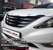3 Line Hyper Radiator Tuning Grille For Hyundai SONATA i45 2011 2014