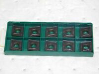 Walter Valenite Carbide Rhombic Inserts CNMG190624-NM6 Grade-WPP10 Box of 10