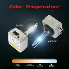 2x D1S D1C 35W 66043 66144 85410 HID Bulbs Xenon Headlight For BMW Audi Mercedes