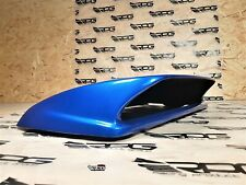 "RPG STi Style Large 4"" Blue Hood Scoop Upgrade for 02-07 Subaru Impreza WRX STi"