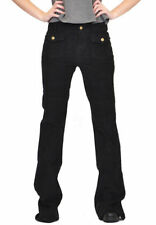 Unbranded Cotton Rise 34L Trousers for Women