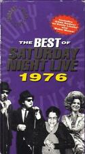 VHS: BEST OF SATURDAY NIGHT LIVE 1976