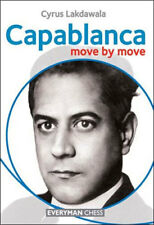 Capablanca - Move by Move (Chess Book)