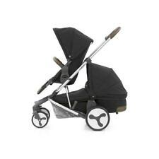 BabyStyle Hybrid Tandem Poussette & Nacelle (Fantôme Noir)