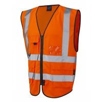 Snickers Workwear 9029 Orange Hi-Vis Winter Heater Hat