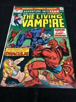 Marvel's Adventure into FEAR #22 Morbius the Living Vampire Boarded/Bagged