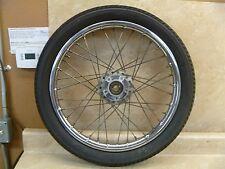 Honda 125 CB CB125T CB 125 T Used Front Wheel Rim 1991 HB181 HW235