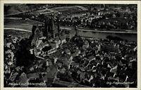 Meissen an der Elbe AK ~1930 Gesamtansicht mit Albrechtsburg und Dom Luftbild