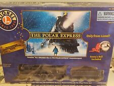Lionel The Polar Express Ready To Play Train Set 7-11824 Missing Bell