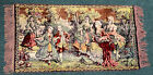 VINTAGE TAPESTRY WALL ART- French? Plush