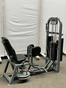 Life Fitness Hip Adductor and Abductor (2 Units) - Black