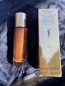 Yves Saint Laurent Touche Eclat le teint awakening foundation radiance ebony b90