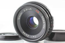[Mint] CONTAX Carl Zeiss Tessar T* 45mm F2.8 MMJ MF Lens from JAPAN #2011-10