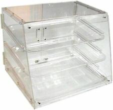 Acrylic Food Counter Retail Product Display Cabinet Case Bakery And More