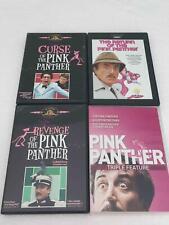The Pink Panther DVD Lot Revenge, Return, Curse, Strikes Again, Shot  MINT 313