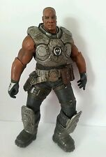 """GEARS OF WAR - Augustus Cole 7"""" Action Figure NECA Epic Games 2008 Gaming Toy"""