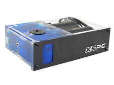 """XSPC TWIN x2o 420 SINGOLO 5.25"""" Drive Bay serbatoio dell'acqua di raffreddamento & TWIN Pompe"""