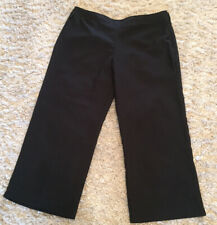 La Beeby Hair, Health And Beauty Apparel Black Trousers Size 16 Brand New