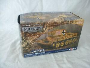 Corgi Military Legends Beute Panzer- Trophy Tank- T34-76 Model 1943 CC51606