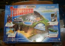 MATCHBOX THUNDERBIRDS TRACY ISLAND -BOXED-