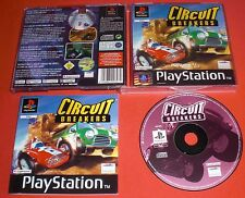 Playstation PS1 Circuit Breakers [PAL] Play 2 One NO Micro Machines V3 *JRF*
