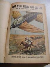 HENRY DE LA VAULX CENT MILLE LIEUES DANS LES AIRS 1925 Illustré AERONAUTIQUE