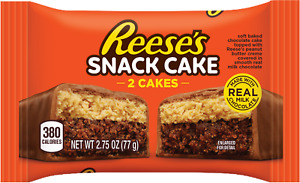 Reese's Snack Cake 2.75oz 12 Count