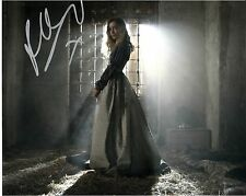PHOEBE DYNEVOR SIGNED SEXY THE MUSKETEERS PHOTO UACC REG 242