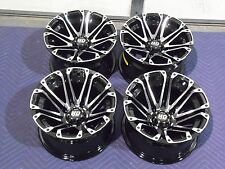 "12"" HONDA RANCHER 420 (SRA) ALUMINUM ATV WHEELS NEW SET 4 -LIFETIME WARRANTY T3"